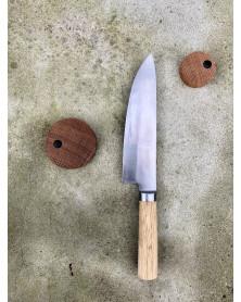 Knivmagneter, Runde i...