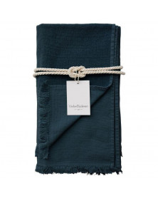 Badehåndklæde | Blå | 90 x...