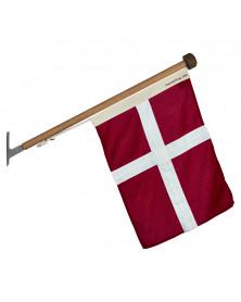 Facadeflag m. vægbeslag |...