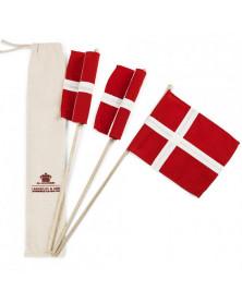 Dannebrogsflag på pind |...