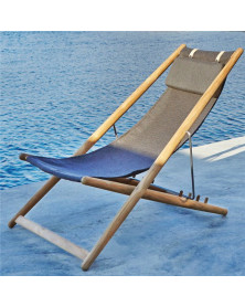 Dækstol H55 - Sunbrella fra...
