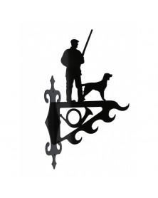 Vildtkrog | Jæger med hund...