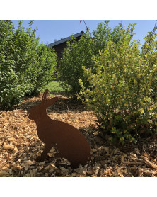 Hare | Havefigur | Jern |...