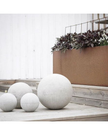 Garden Concrete Globes |...