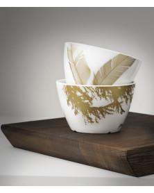 4 Skåle | Porcelæn |...