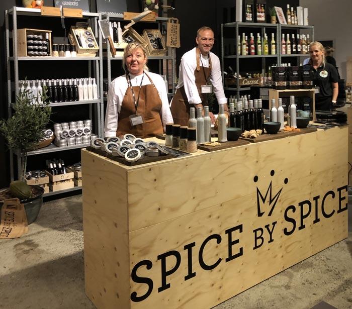 Spice by Spice